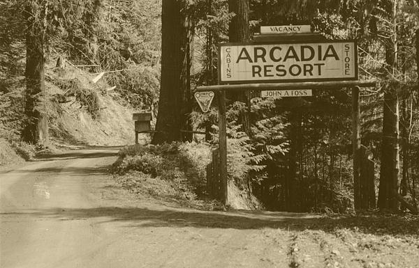 Arcadia Resort, Lake Crescent, WA