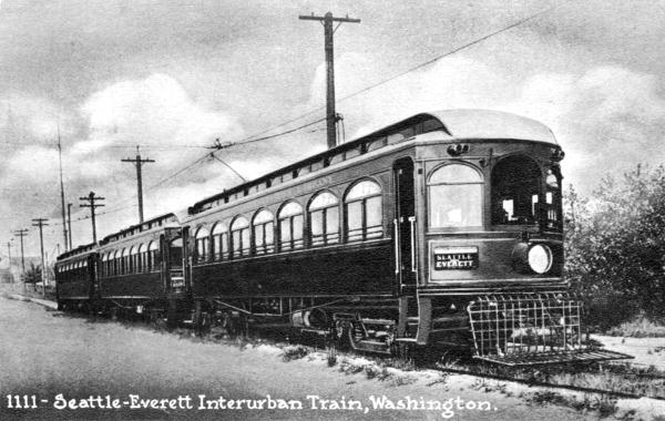 Seattle-Everett Interurban