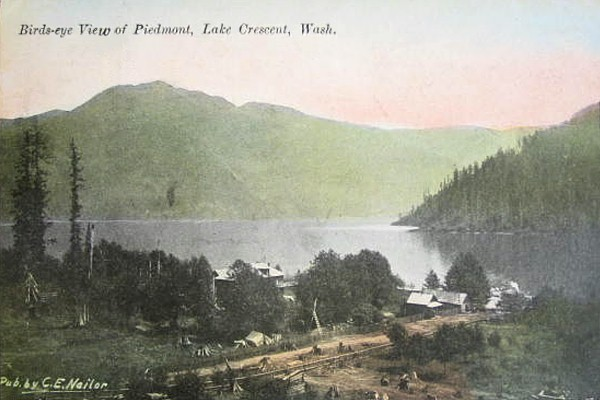 Piedmont, Lake Crescent, WA