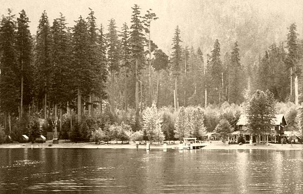 Singer's Lake Crescent Tavern