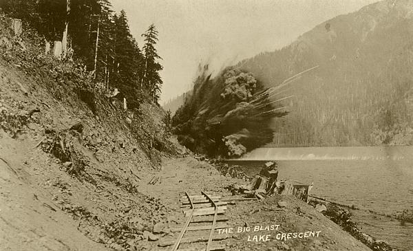 Spruce Railroad
